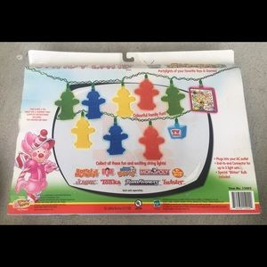 Party Supplies - Candyland Patio String Lights Party Decorations